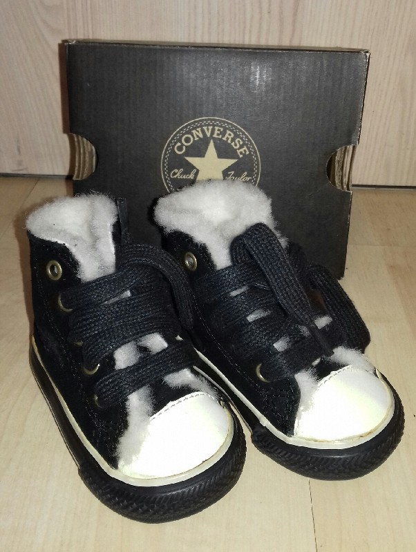 scarpe bimbo converse 19