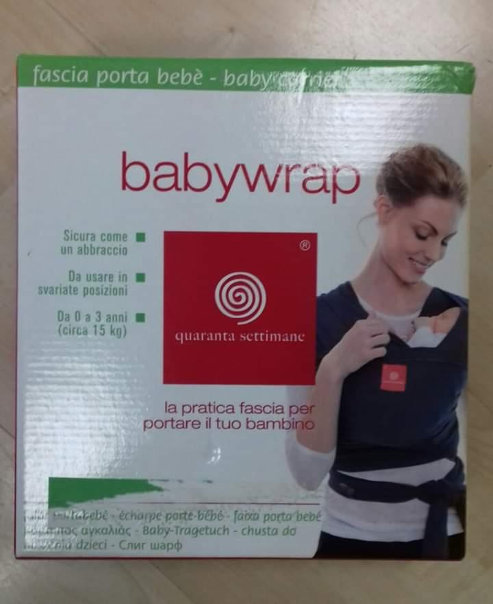 FASCIA BABY WRAP